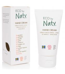 Crème pour les mains BIO aloe vera - 50ml - Naty