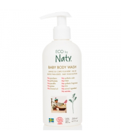 Baby BIO-Waschlotion Aloe Vera - 200ml - Naty