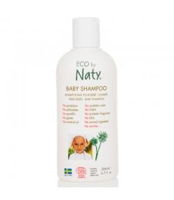 Shampooing bébé BIO aloe vera - 200ml - Naty