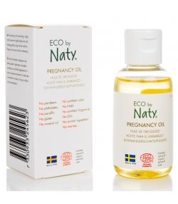 Huile de grossesse BIO amande douce, olive, tournesol & argan - 50ml - Naty