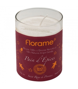 BIO-Kerze Lebkuchen - 170g - Florame
