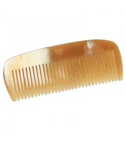 Peigne en corne pour barbe fine - 1 pièce - Martin Groetsch