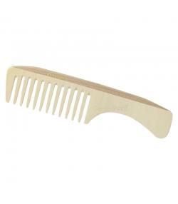 Peigne à manche en bois denture large - 1 pièce - Martin Groetsch