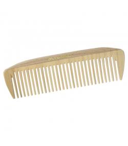 Peigne de poche en bois denture moyenne - 1 pièce - Martin Groetsch