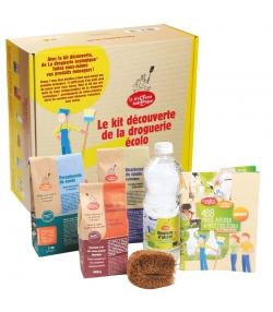 Entdeckungs-Kit - La droguerie écologique