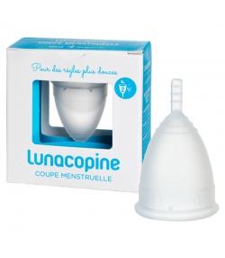 Menstruationstasse transparent - Grösse 2 - 1 Stück - Lunacopine