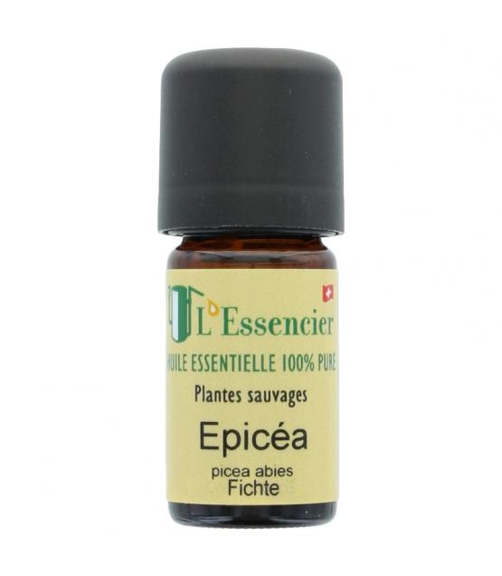 Huile essentielle BIO Epicéa - 5ml - L'Essencier