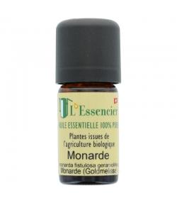 Huile essentielle BIO Monarde - 5ml - L'Essencier