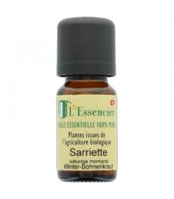 Huile essentielle BIO Sarriette des montagnes - 10ml - L'Essencier
