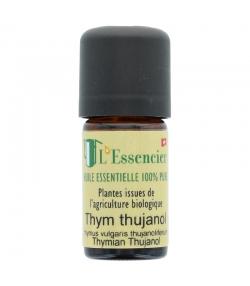 Huile essentielle BIO Thym thujanol - 5ml - L'Essencier