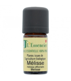 Ätherisches BIO-Öl Melisse - 3ml - L'Essencier