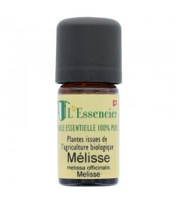 Huile essentielle BIO Mélisse - 3ml - L'Essencier