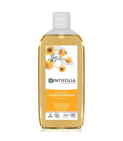 BIO-Duschgel samtig-soft Aprikose Vanille - 250ml - Centifolia