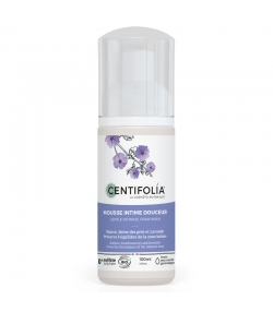 BIO-Intim-Waschschaum Malve, Mädesüss & Lavendel - 100ml - Centifolia