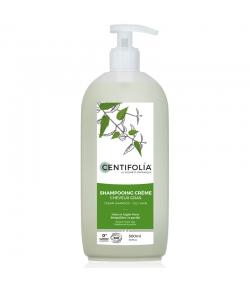Shampooing cheveux gras BIO ortie & argile verte - 500ml - Centifolia