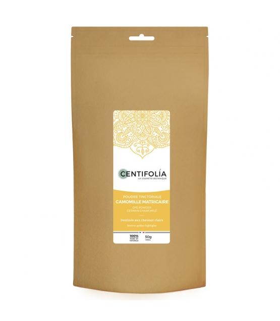 Camomille matricaire en poudre - 50g - Centifolia
