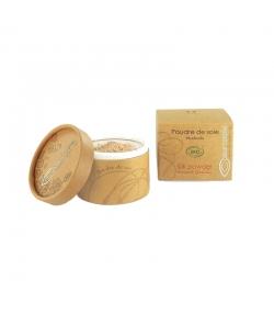 Poudre de soie BIO - 8g - Couleur Caramel