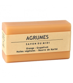 Karité-Seife & Zitrusfrüchte - 100g - Savon du Midi