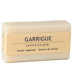 Savon au beurre de karité garrigue - 100g - Savon du Midi