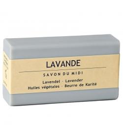 Savon au beurre de karité & lavande - 100g - Savon du Midi