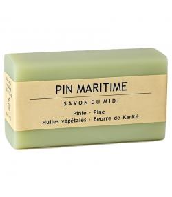 Savon au beurre de karité & pin maritime - 100g - Savon du Midi