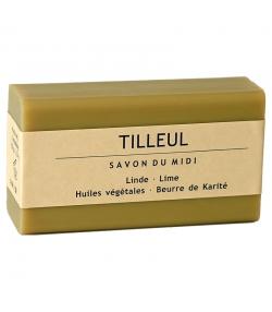 Savon au beurre de karité & tilleul - 100g - Savon du Midi