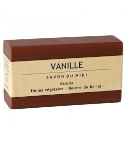 Savon au beurre de karité & vanille - 100g - Savon du Midi