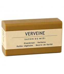 Savon au beurre de karité & verveine - 100g - Savon du Midi