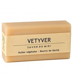 Savon au beurre de karité & vetyver - 100g - Savon du Midi