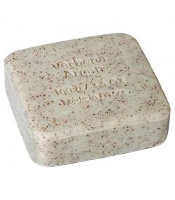 Savon exfoliant argan & verveine - 100g - Savon du Midi