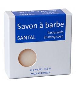 Savon à barbe santal - 75g - Savon du Midi