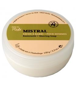 Savon à barbe mistral - 150g - Savon du Midi