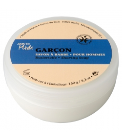 Rasierseife Garçon - 150g - Savon du Midi