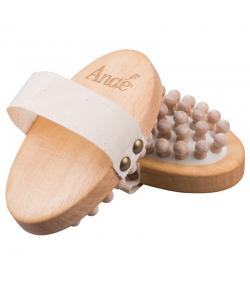 Brosse anti-cellulite à picots - 1 pièce - Anaé