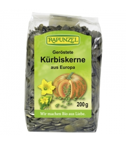 BIO-Kürbiskerne geröstet - 200g - Rapunzel