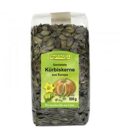 BIO-Kürbiskerne geröstet - 500g - Rapunzel