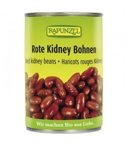 Haricots rouges Kidney en conserve BIO - 400g - Rapunzel
