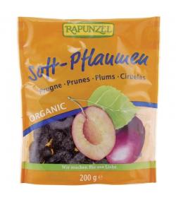 Prunes moelleuses sans noyaux BIO - 200g - Rapunzel