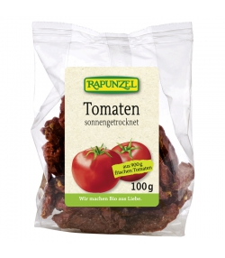 BIO-Tomaten sonnengetrocknet - 100g - Rapunzel