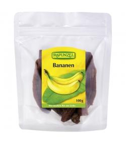 Bananes séchées entières BIO - 100g - Rapunzel