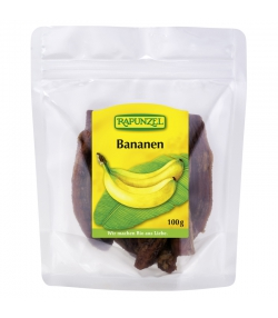 BIO-Bananen ganz - 100g - Rapunzel