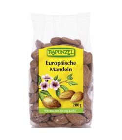 Amandes décortiquées européenes BIO - 200g - Rapunzel