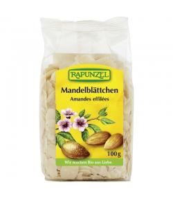 BIO-Mandelblättchen - 100g - Rapunzel