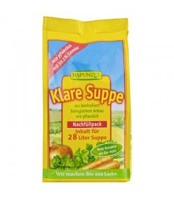 BIO-Klare Suppe mit Bio-Hefe - 500g - Rapunzel