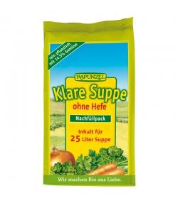 BIO-Klare Suppe ohne Hefe - 500g - Rapunzel