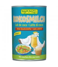 Lait de noix de coco BIO - 400ml - Rapunzel