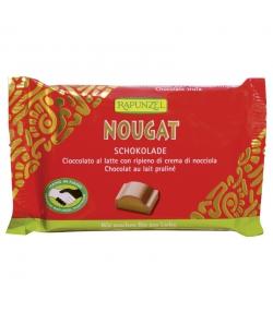 BIO-Nougat Schokolade - 100g - Rapunzel