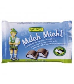 Milch Michl chocolat au lait fourrage fondant au lait BIO - 100g - Rapunzel