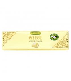Weisse BIO-Schokolade Täfelchen - 20g - Rapunzel