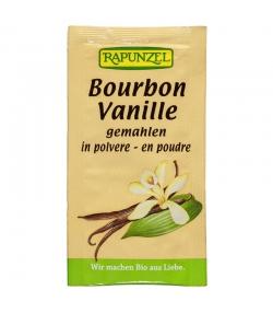 Vanille Bourbon en poudre BIO - 5g - Rapunzel